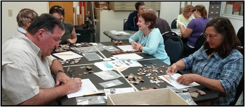 Image of stewards at a workshop